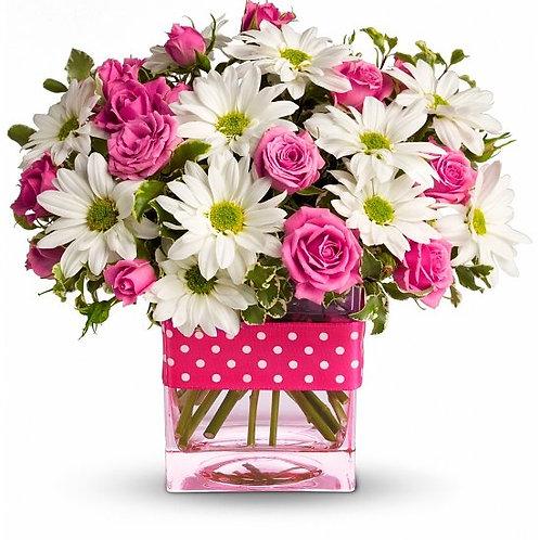 """Pink Blossom"" Bouquet"