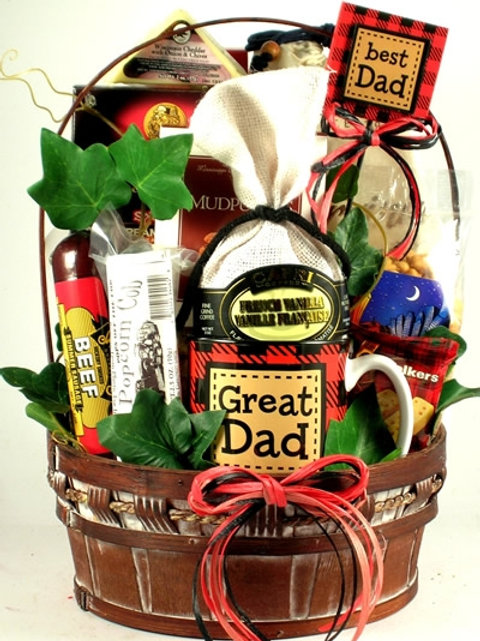 """Best Dad""Father's Day Basket"