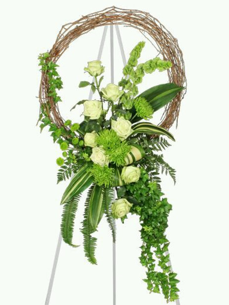 Circle of Life Wreath/Stand