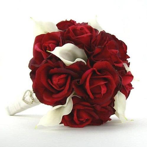 """Classic Rose"" Bouquet"