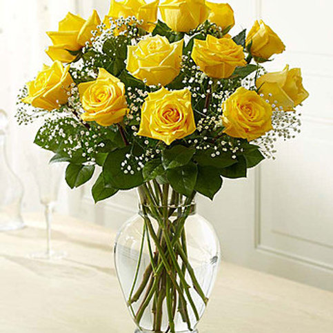 """""""Yellow Rose"""" Bouquet"""