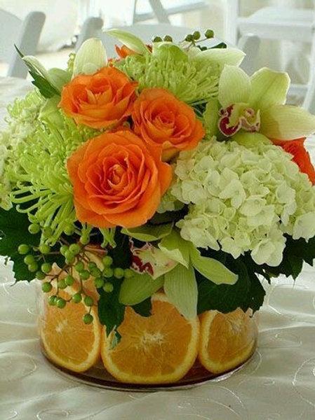 """""""Citrus Delight"""" Bouquet"""