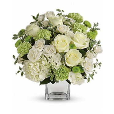"""""""Purity"""" Bouquet"""