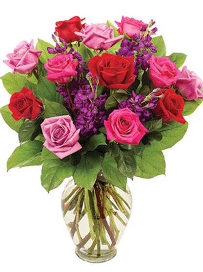 Mixed Bloom Bouquet