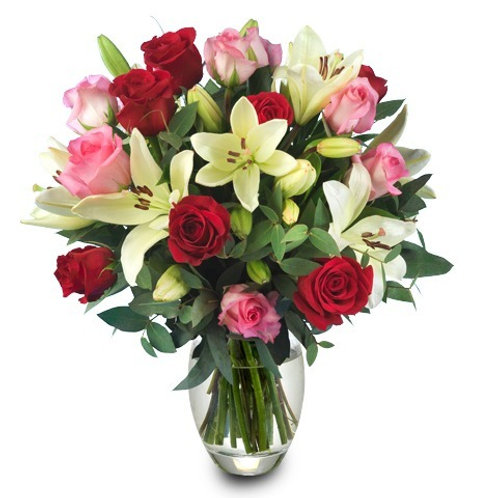 """""""Mixed Orchid"""" Bouquet"""