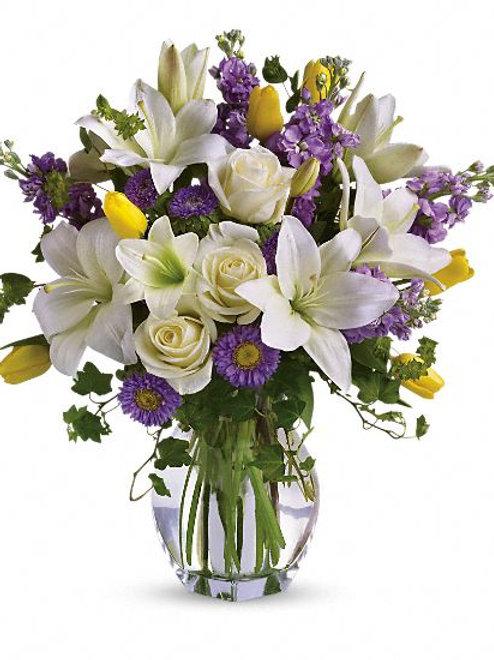 """A Touch of Lavender"" Bouquet"