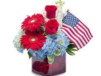 """Little American"" Bouquet"