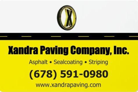 Xandra Paving Company, Inc.