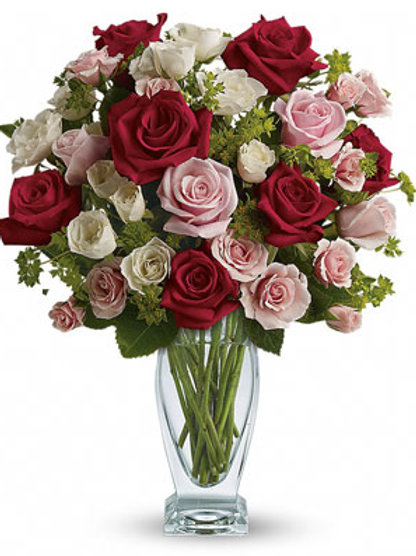""" Rose Delight"" Rose Bouquet"