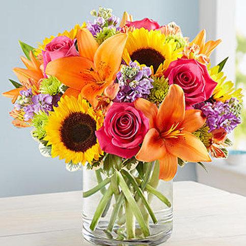 """""""Sunny Mix"""" Bouquet"""