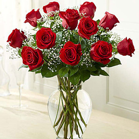 """Red Rose"" Bouquet"