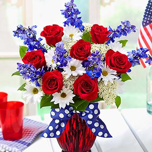 """""""All American"""" Bouquet"""
