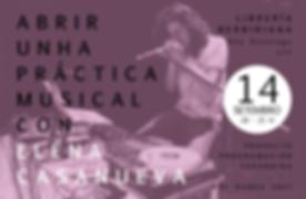Librería Berbiriana  + Elena Casanueva
