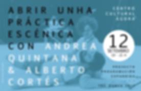 Centro Cultural Ágora  + Andrea Quintana & Alberto Cortés