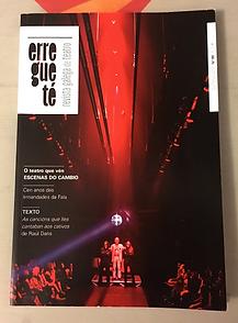 Erregueté Revista Galega de Teatro