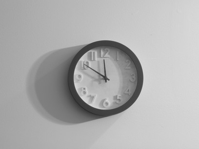 Is TIME really of the ESSENCE?