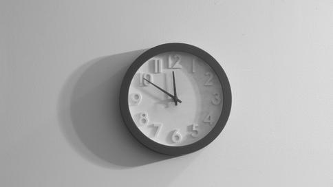 הנחיות לשימוש בשעון נוכחות