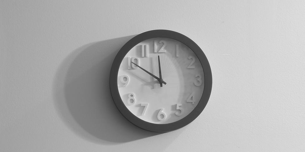 Clock Design Class (evening)