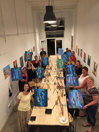clases de pintura