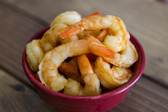 Shrimp from the Flames
