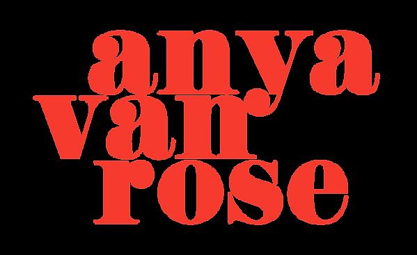 Anya Van Rose Final Logo Name Only-01.pn