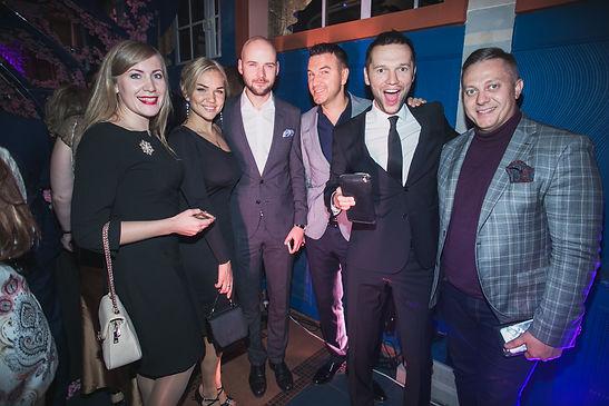 Олег Белецкий, Андрей Пределин, Александр Слесарев, Антон Абучкаев