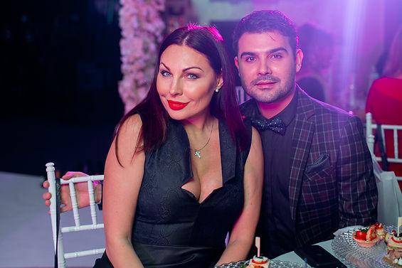Наталья Бочкарева и Александр Кононенко
