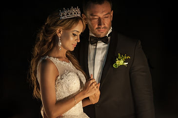 "Свадьба Анны Калашниковой и Михаила Терёхина, свадебное агентство ""Shubin Wedding"""