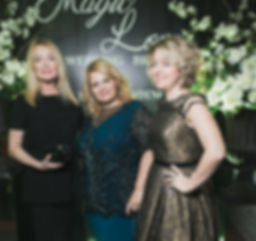 Лариса Вербицкая и Светлана Лялина на Wedding Brunch Magic Love