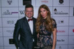 Константин Андрикопулос с супругой на Wedding Brunch Magic Love
