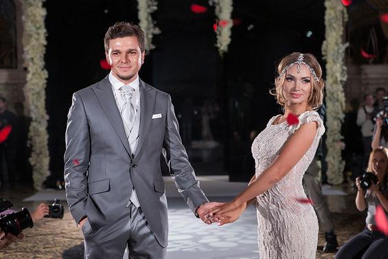 Антон Гусев и Евгения Гусева (Феофилактова)