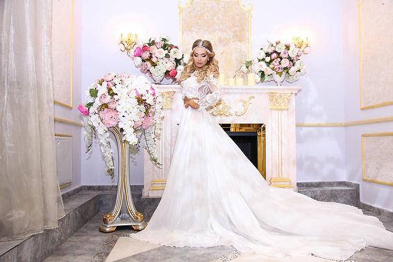 Евгения Феофилактова на Wedding Brunch Magic Love