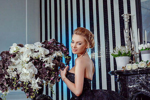Black pardus wedding Евгения и Антон