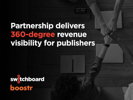 Switchboard & Boostr Join Forces