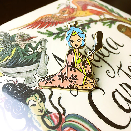 NOT YOUR CHINADOLL Lapel Pin