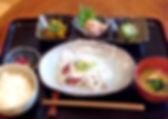 ヘルシーランチの日替わり定食