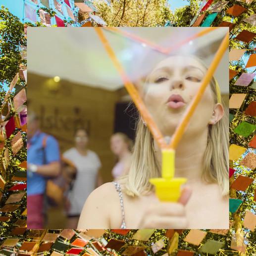 Hope Kemp | Live Nation x Carlsberg | Creative Campaigns