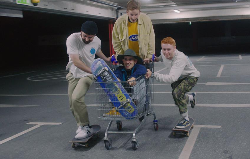 Hope Kemp | Kojaque | Luka Palm | Kean Kavanagh |Boiler Room | Soft Boy Forever | Documentary