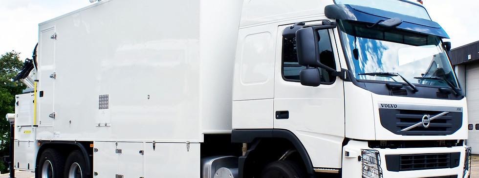 Volvo Trucks Exterior