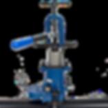 Undepressure Driling Machines