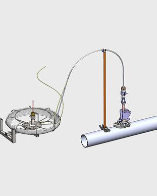 Water Extraction Reel