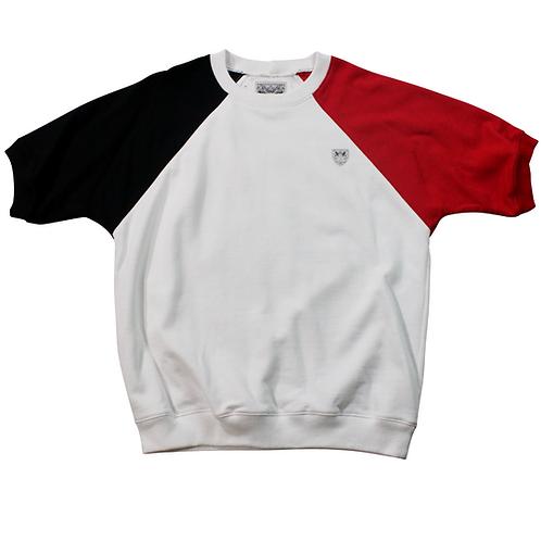 Sailor Short Sleeve Sweatshirt BWR