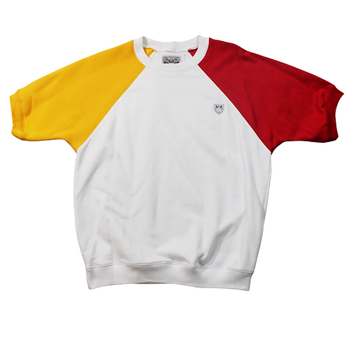 Sailor Short Sleeve Sweatshirt R/Y