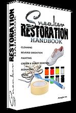 Sneaker restoration handbook the book