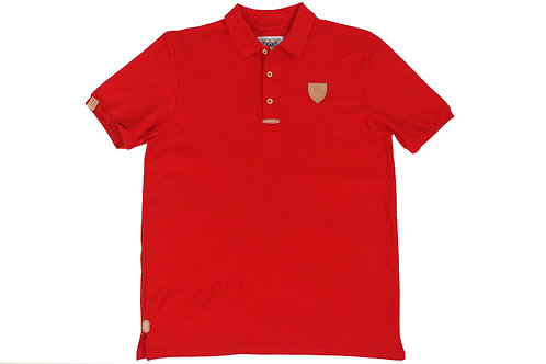 Quality Expedition Polo Red