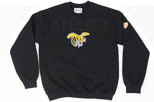Chenille Hornet Sweatshirt