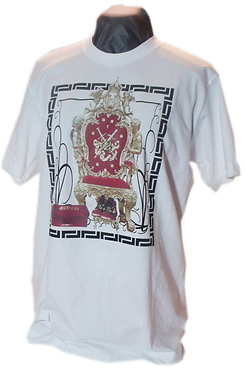 Blood of a king custom tee shirt