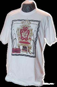 Blood of a king custom tee shirt