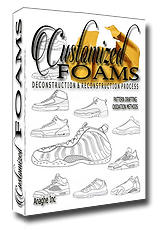 Customized foams deconstruction and reconstruction process the book
