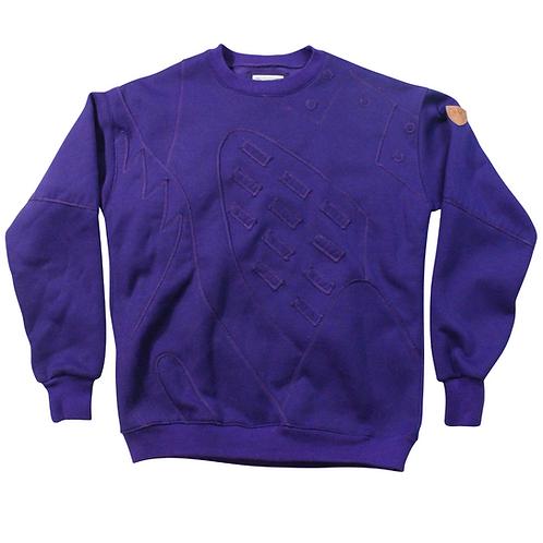 Alternate Grape Five Sweatshirt